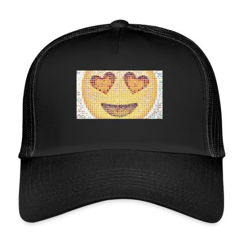 Emoij Hoesje - Trucker Cap