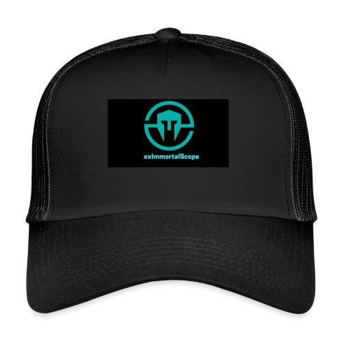 xxImmortalScope throwback - Trucker Cap