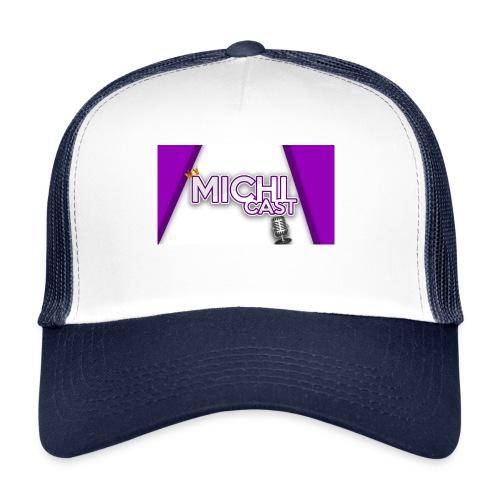 Camisa MichiCast - Trucker Cap