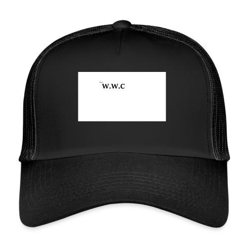 White Wolf Clothing - Trucker Cap