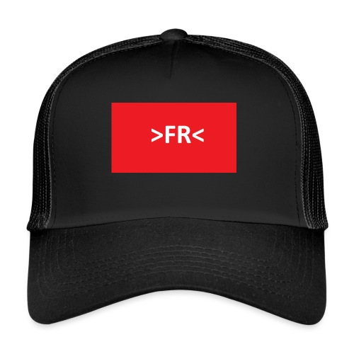>FR< - Trucker Cap