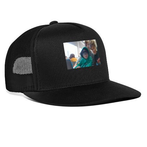 hihi - Trucker Cap