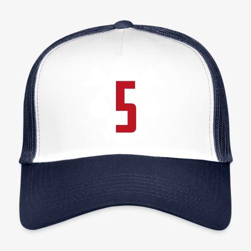 EO5-pighead - Trucker Cap