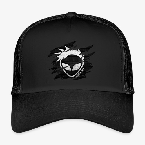ALIEN CUT - KICK LINE - Trucker Cap