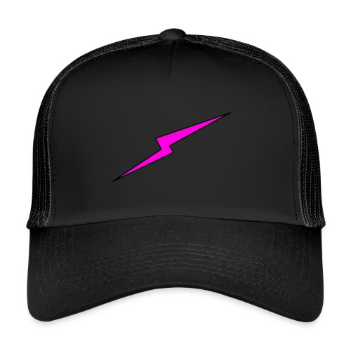 powerkid logo - Trucker Cap