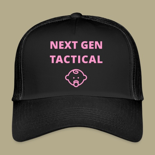 Tactical Baby Girl - Trucker Cap