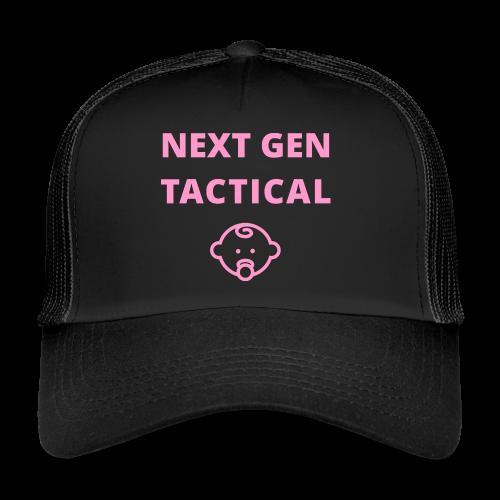 Tactical Baby Girl - Trucker Cap