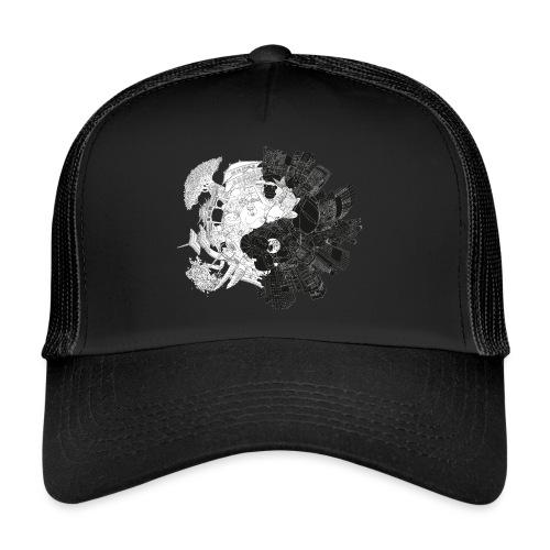 New Yin Old Yang - Trucker Cap