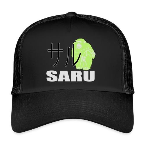 7279459_128361579_SaruAffe_orig - Trucker Cap
