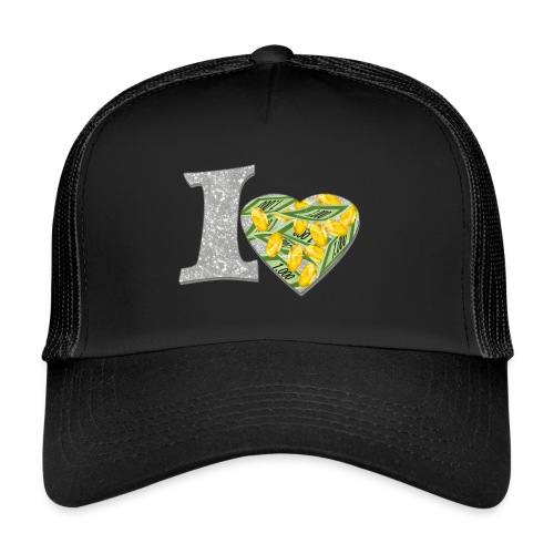 I LOVE MONEY - Trucker Cap