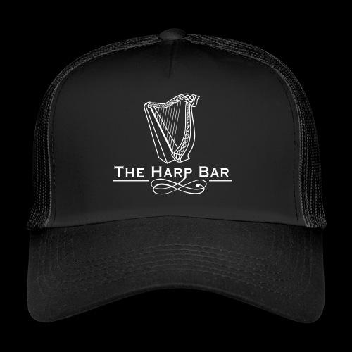 Logo The Harp Bar Paris - Trucker Cap