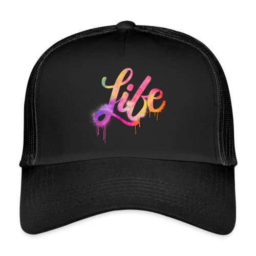 life - Trucker Cap