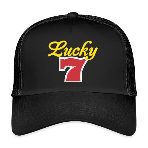 Lucky Seven - Trucker Cap