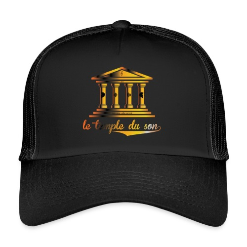 LTDS Logo Gold Edit - Trucker Cap