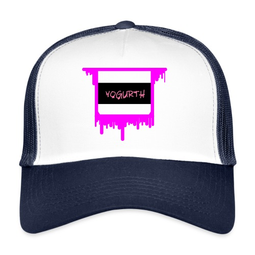 YOGURTH SS18 - Trucker Cap