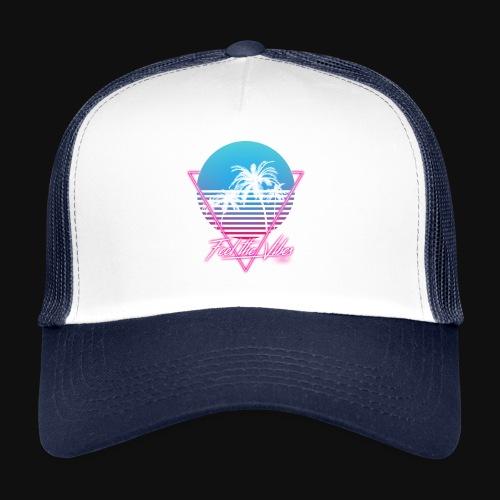 Feel the Vibes - Trucker Cap