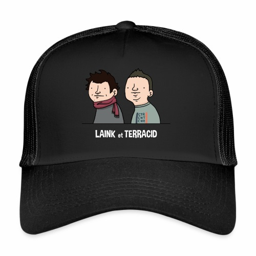 Laink et Terracid old - Trucker Cap
