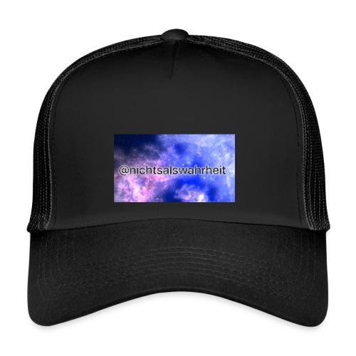 nichtsalswahrheit Galaxy - Trucker Cap