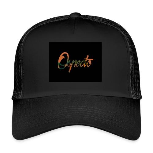 Ospecto logo - Trucker Cap