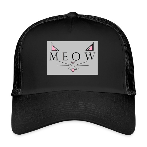 Meow - Trucker Cap