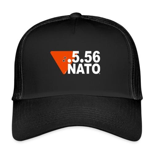 .5.56 NATO BLANC - Trucker Cap