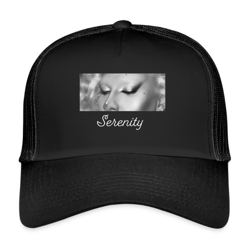 Serenity Drama Black - Trucker Cap