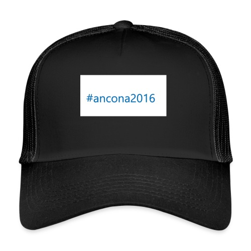 #ancona2016 - Gorra de camionero