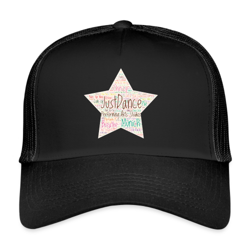 PAS Star Colors bg beige - Trucker Cap