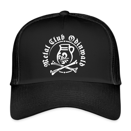 Logo_Metal-Club-Odinwald- - Trucker Cap