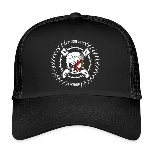 Extreme Arts Academy Vereins-Logo - Trucker Cap