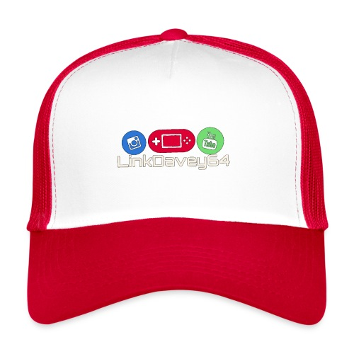 LinkDavey64 - Trucker Cap