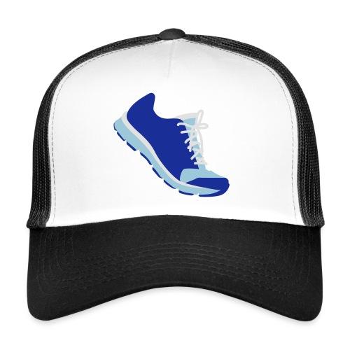 Laufschuh - Trucker Cap