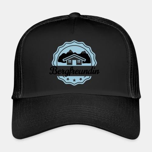 Bergfreundin - Trucker Cap