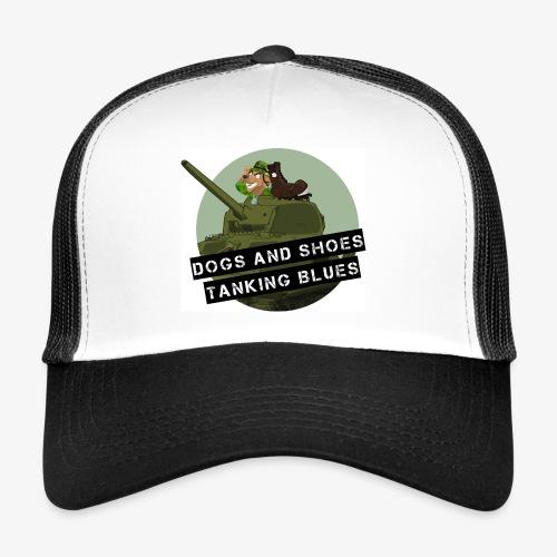 logo dogs nieuw - Trucker Cap