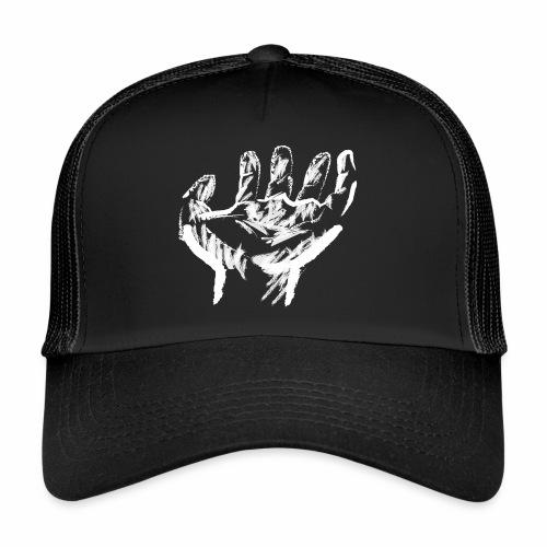 mano blanca - Gorra de camionero