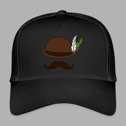 Captain's Logo - Trucker Cap