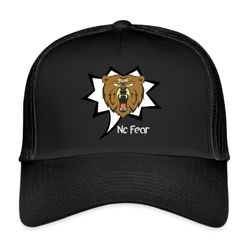 Bear Roar Logo - Trucker Cap