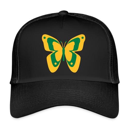 Schmetterling Falter Insekten Frühling Sommer - Trucker Cap