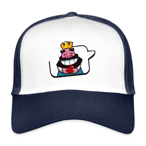 Cartoon - Trucker Cap