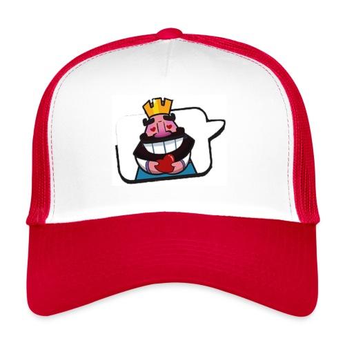 Cartoon - Trucker Cap