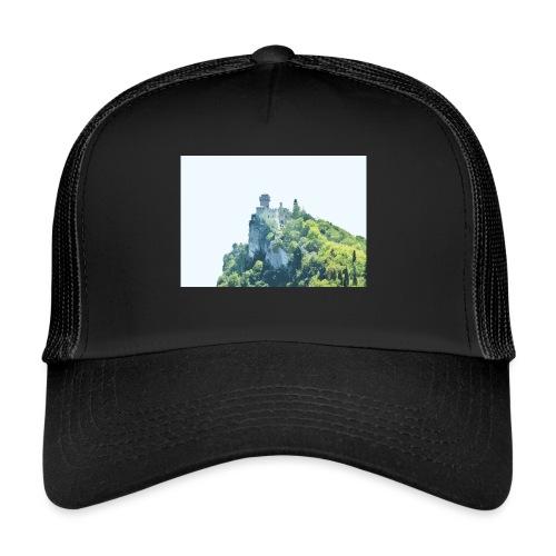 Castle on the hill - Trucker Cap