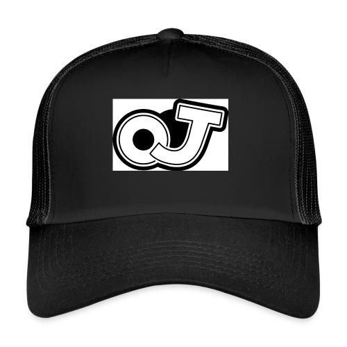OJ_logo - Trucker Cap