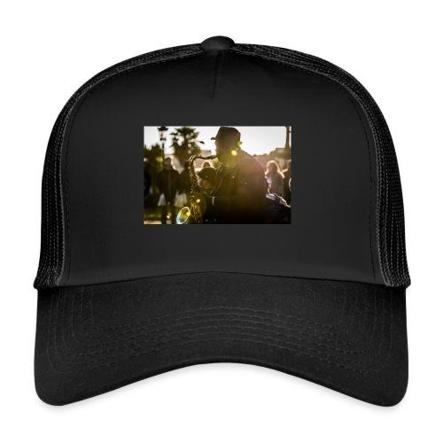 Shaka saxo - Trucker Cap