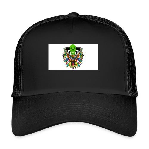 Colorfull skull - Trucker Cap