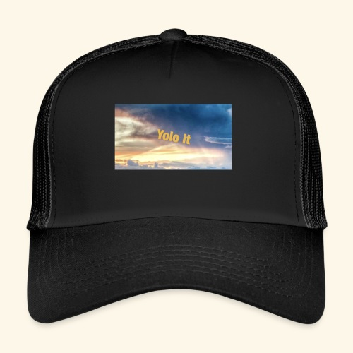 My merch - Trucker Cap