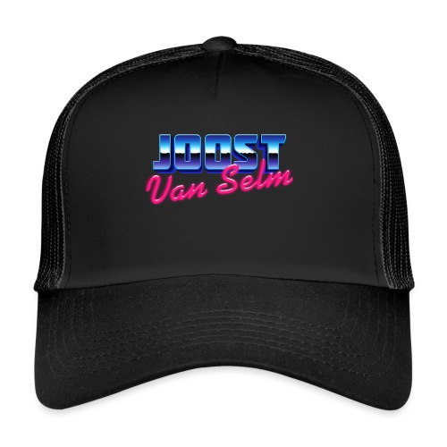 80s Joost van Selm - Trucker Cap