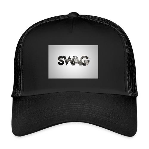 _SWAG CAMS - Trucker Cap