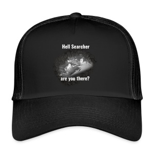 Searching For Hell Bag Black - Trucker Cap
