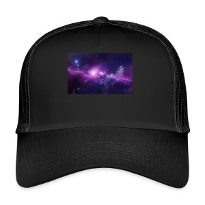 tshirt galaxy - Trucker Cap