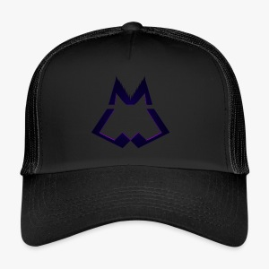 Official WINTERWOLF Season V wolf logo - Trucker Cap